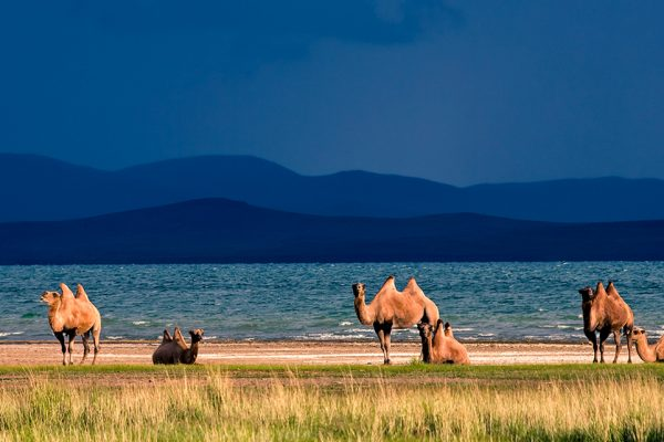 Mongolian top travel destinations